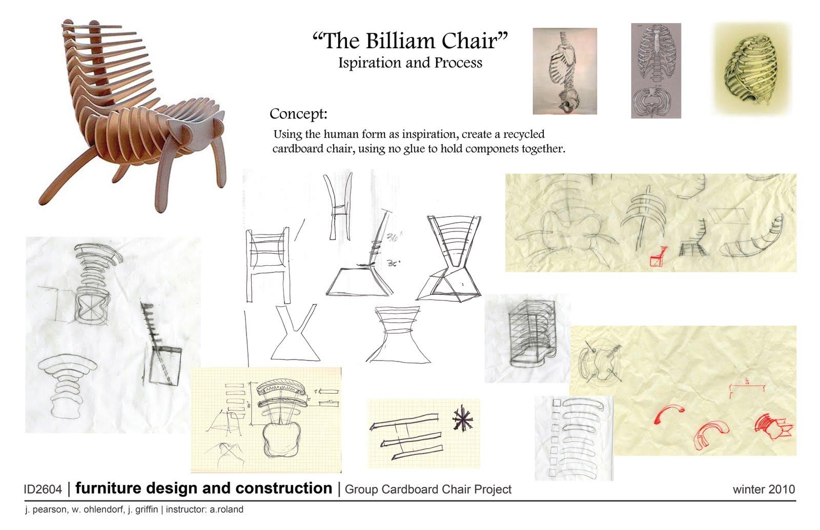 chair design portfolio black metal patio chairs jacquelyn pearson 39s award winning