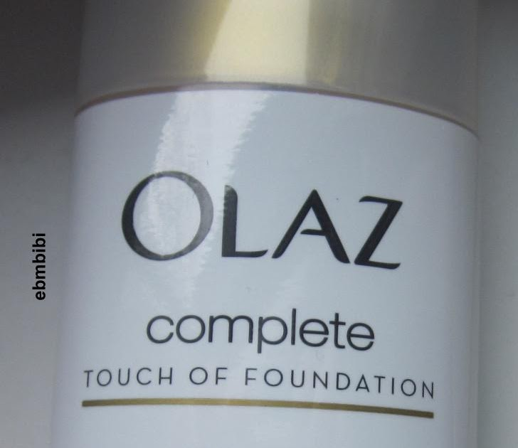Biancas Blickfang Review Olaz Complete Touch Of Foundation