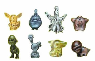 Pokemon Metal Figure Collection DP3