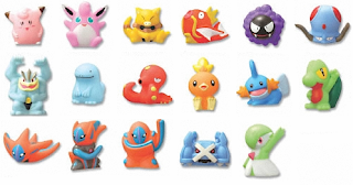 Bandai Pokemon Kids Encore 3