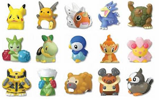 Bandai Pokemon Kids DP1
