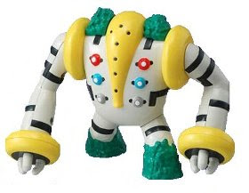 Regigigas Action Figure Tomy