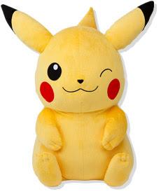 Pikachu Jumbo Plush