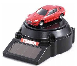 Tomy Solar Turn Table