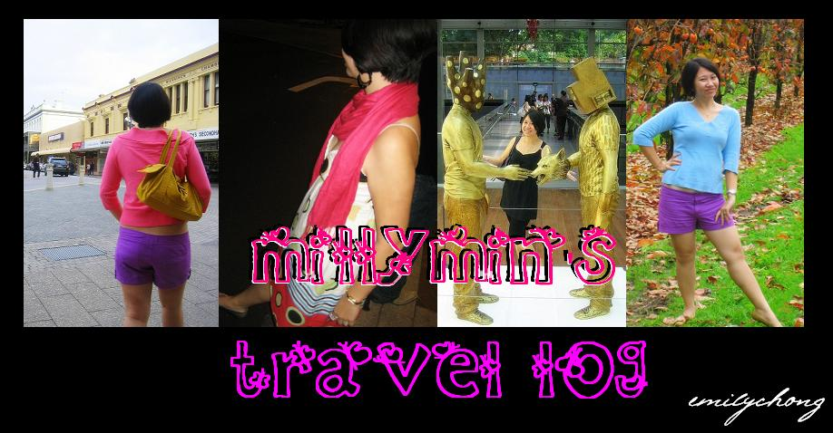 Millymin's Travel Log
