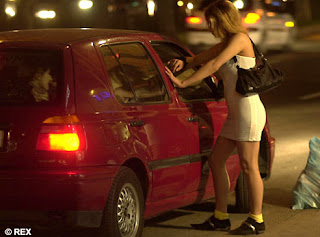 should prostitution be legalized just like Should we legalize prostitution – essay syed rizvi advertisements: it is just like any other profession in which you sell your services to earn money.