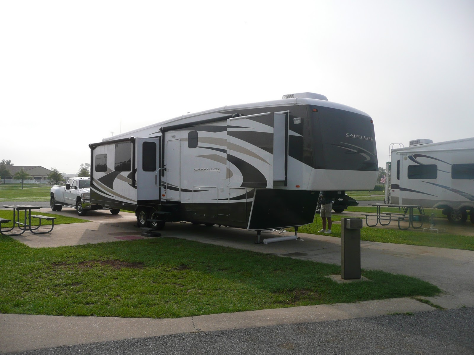 Red Shoe Rv Park Map