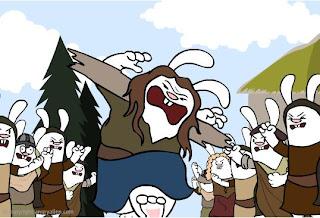 Highlander por conejitos