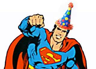 Superman cumple 70 años