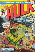 The incredible Hulk 180