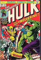 The incredible Hulk 181