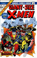 Giant size X men 1
