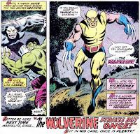 Primera aparicion Lobezno Wolverine