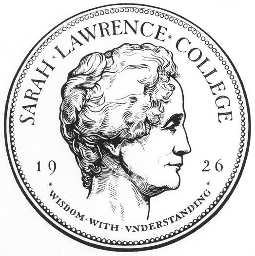 Inside my head...: Why Sarah Lawrence College?