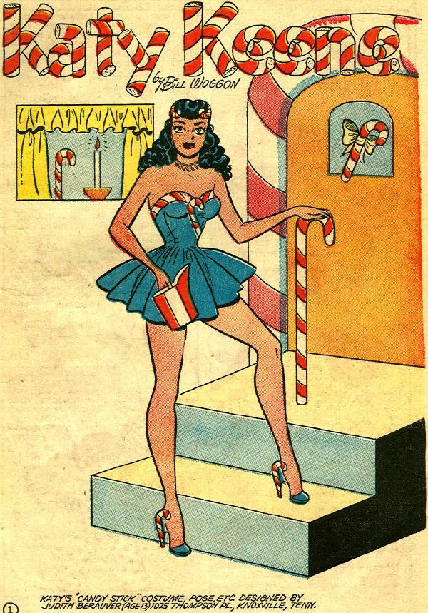 """M.I.Debate] Katy Perry, inspiración o copia a """"Katy Keene ..."""