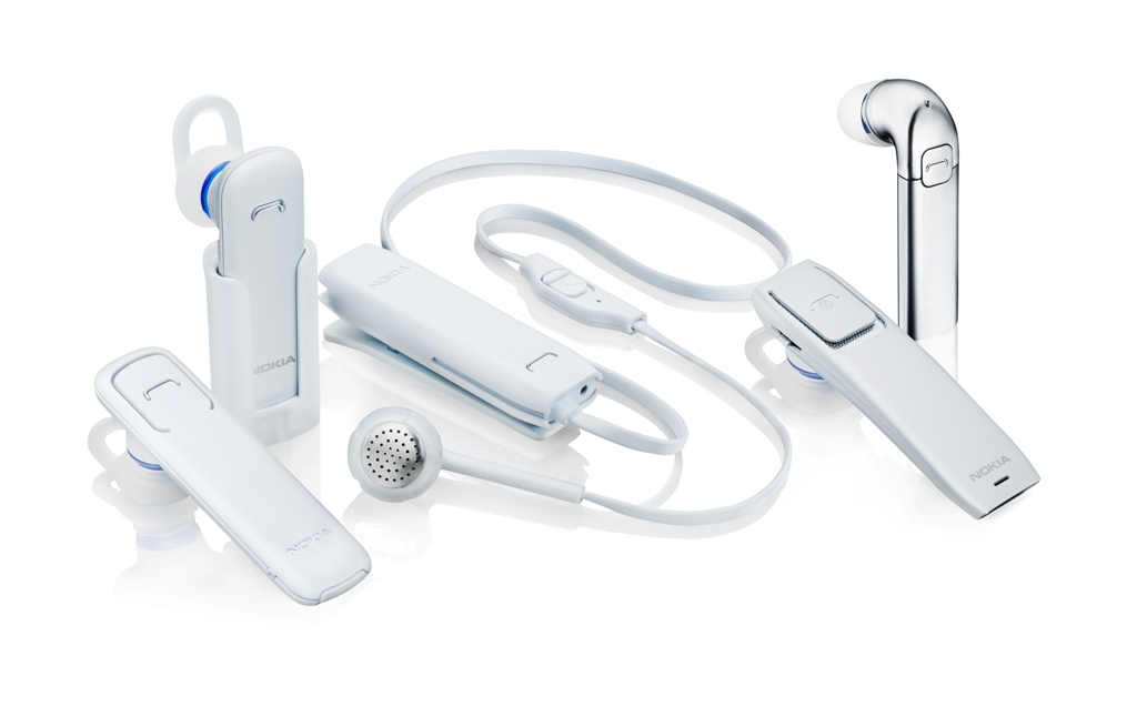 Scratch E Pad Nokia Bluetooth Headsets 2011 Collection