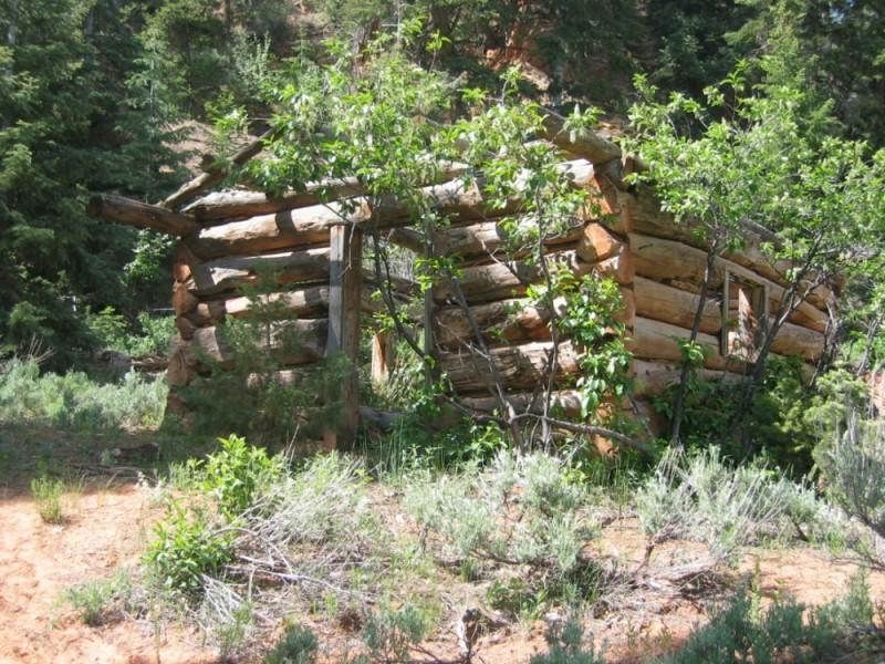 Lost Rhoades Mines Utah
