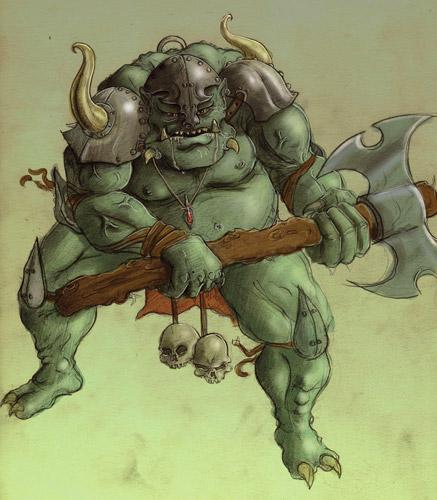Seres Fantásticos Y Mitológicos: Los Trolls, Asquerosos Y