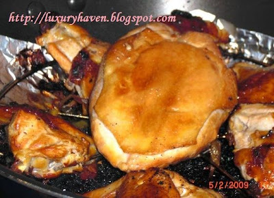 tea-smoked chicken recipes, home cooking,