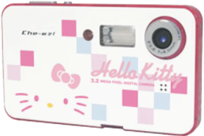 hello itty che-ez foxz digital camera