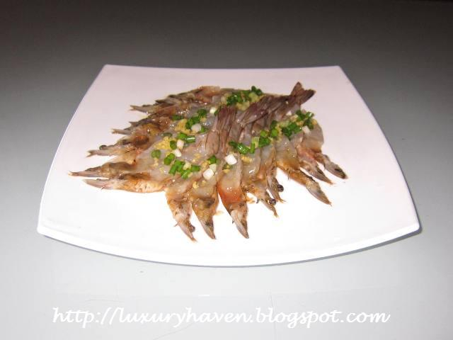 chinese prawns recipe