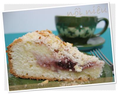 Sour Cream Coffe Cake Receipe