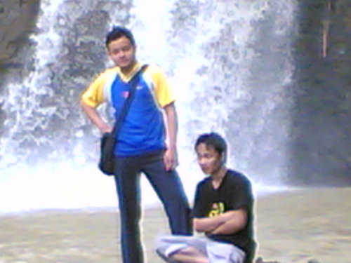 AIR TERJUN CISAGA