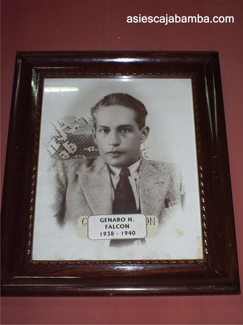 Alcaldes de la provincia de Cajabamba [Período 1938 - 2020]