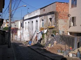 Resultado de imagem para morro do livramento favela