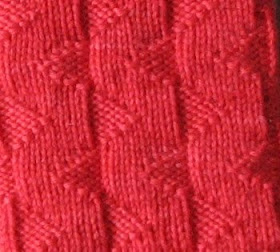 57890dfd7 Pattern  56 stitch basic socks. The stitch pattern is from one of my stitch pattern  books