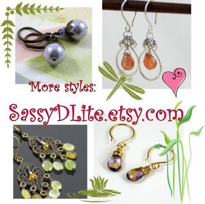 Curly and Cute SassyDLite banner ad