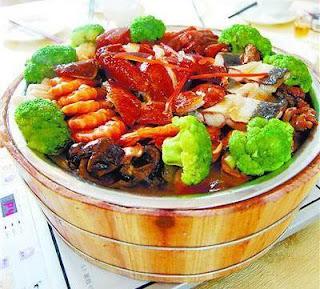 新加坡【香港之友】國際飲食協會: 香港盆菜