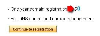 Cara daftar domain CO.CC