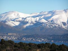Bariloche a cidade atrás da montanha