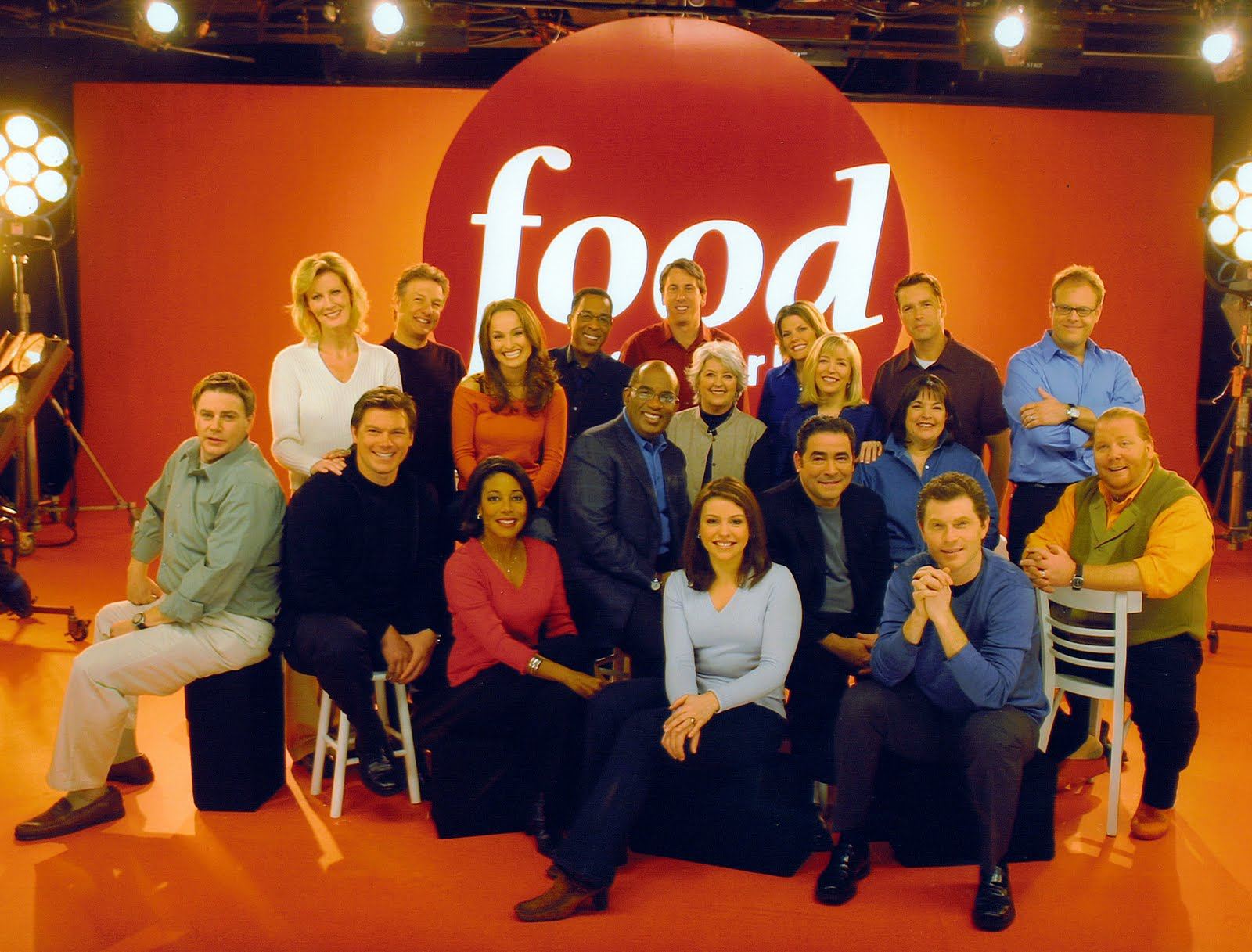 Tv Chefs On The Food Network