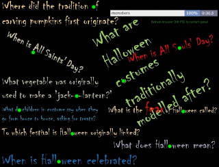 Chiew's EFL ESL CLIL Blog: Halloween