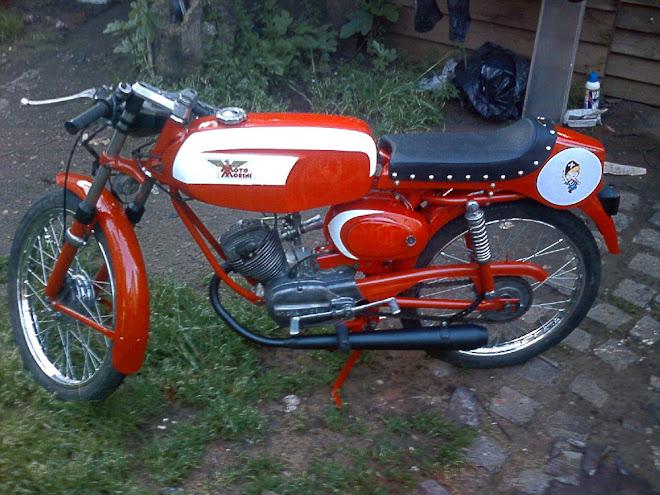 MOTO MORINI CORSARINO 50 CC
