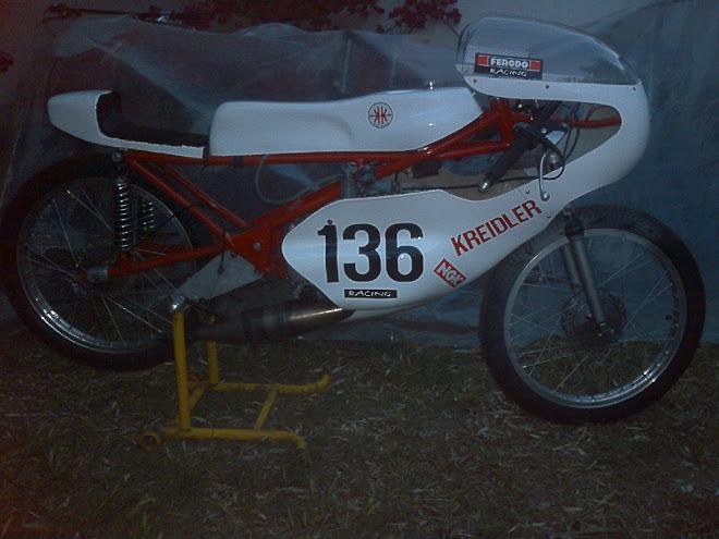 kreidler 50 cc 5 marce corsa