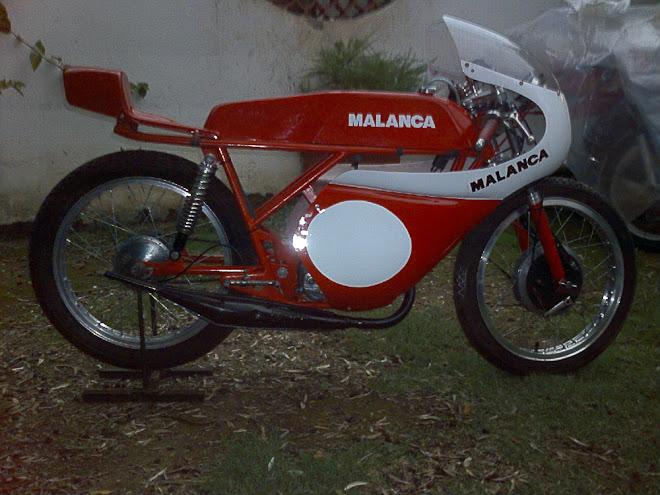 MALANCA TESTAROSSA 50 CC