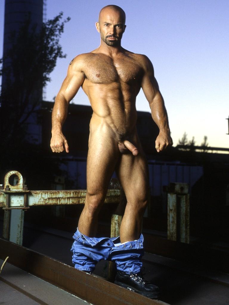 Beautiful Men Jake Stockman