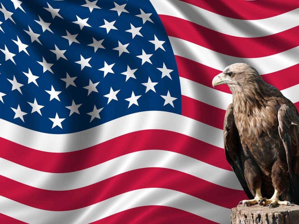 Wallpaper World American Flag Pictures And Wiki