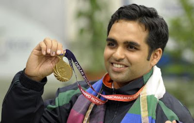CWG 2010 Day 3 Photos Gallery