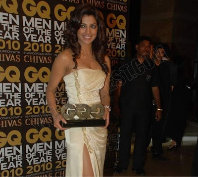 Bollywood celebrity at GQ Men Awards 2010 pictures