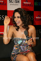 Mallika Sherawat Promotes Film Hisss Movie