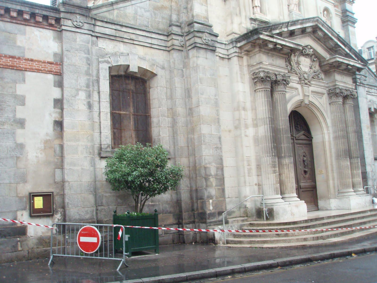 Restauration Partielle De L  Ef Bf Bdglise Saint Pierre