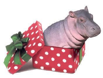 I Want A Hippopotamus For Christmas | Hippo Mojo Blog