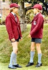 The Presurfer: British Schoolboy Uniforms