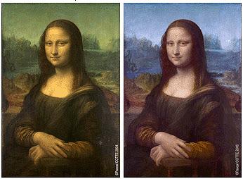 The Presurfer: Digital Scans Reveal Mona Lisa Secrets