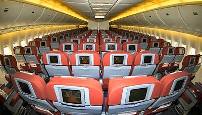 The Presurfer: The 10 Most Comfortable Airline Economy Seats