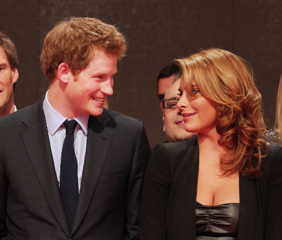 Royalty Online: Prince Harry In Berlin During First